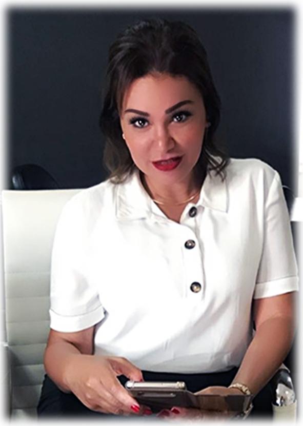 Mrs. Nermein El Ghazawy